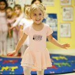 kinderdace teaches dance